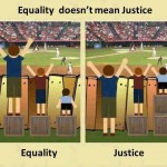 Equality vs. Fairness