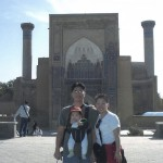 Central Asia 2002