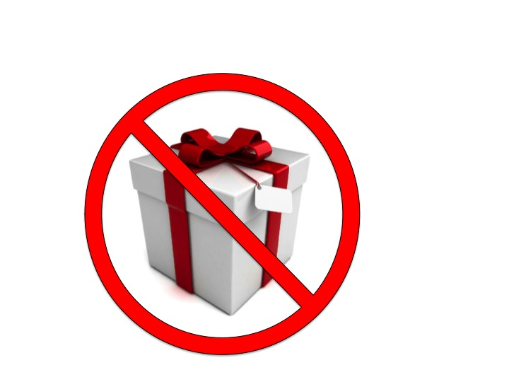 Unwelcome Gifts:  Ambushed by Grace