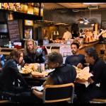 How Superheroes Decompress:  Respites & Shawarma (A Tribute to Volunteers)